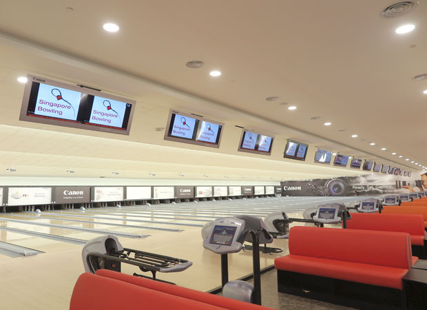 SingaporeBowling at Temasek Club open for business - Singapore Bowling  Federation