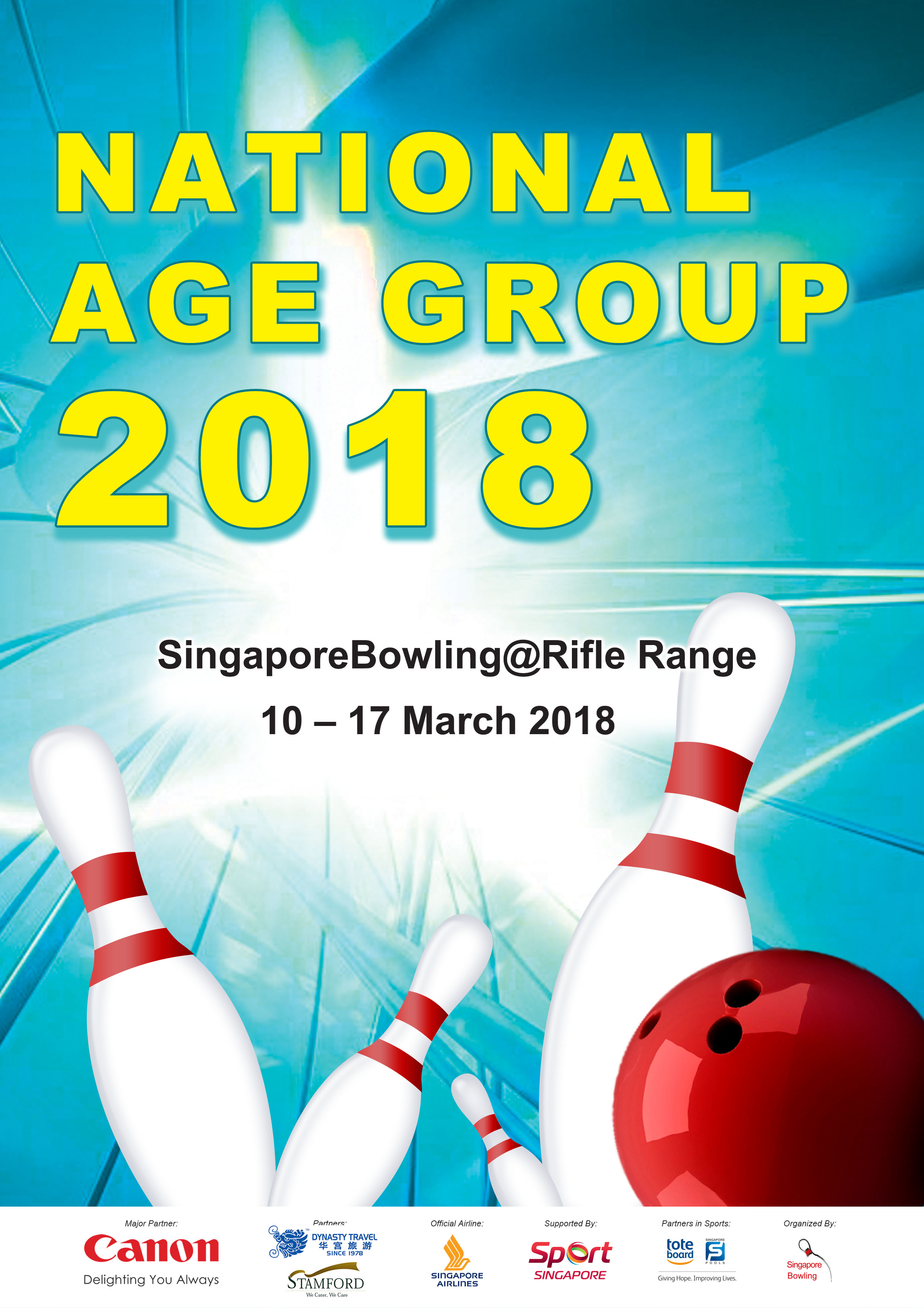 National Age Group 2018