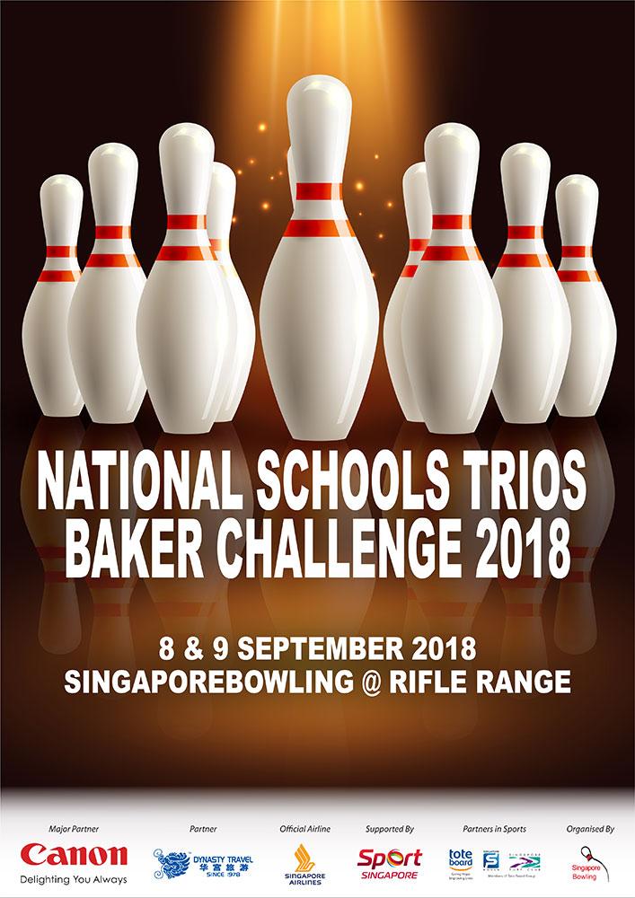 National Schools Trios Baker Challenge 2018