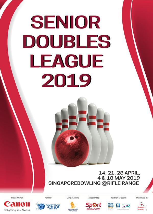 Senior Doubles League 2019