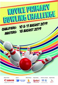 Novice Primary Bowling Challenge 2019