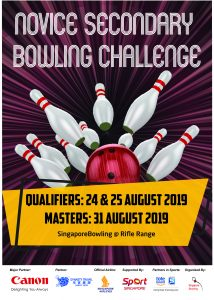 Novice Secondary Bowling Challenge 2019