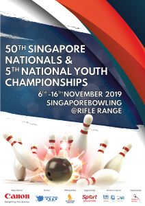 50th Singapore Nationals & 5th National Youth Championships 2019