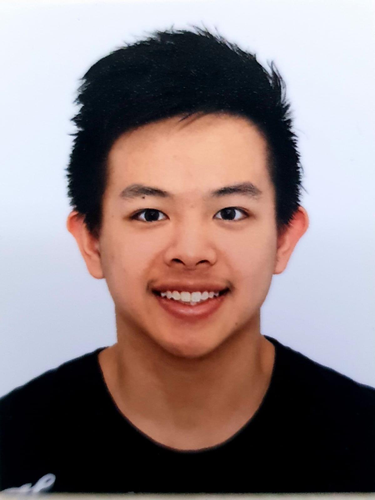 Leong Guo Rui, Marcus