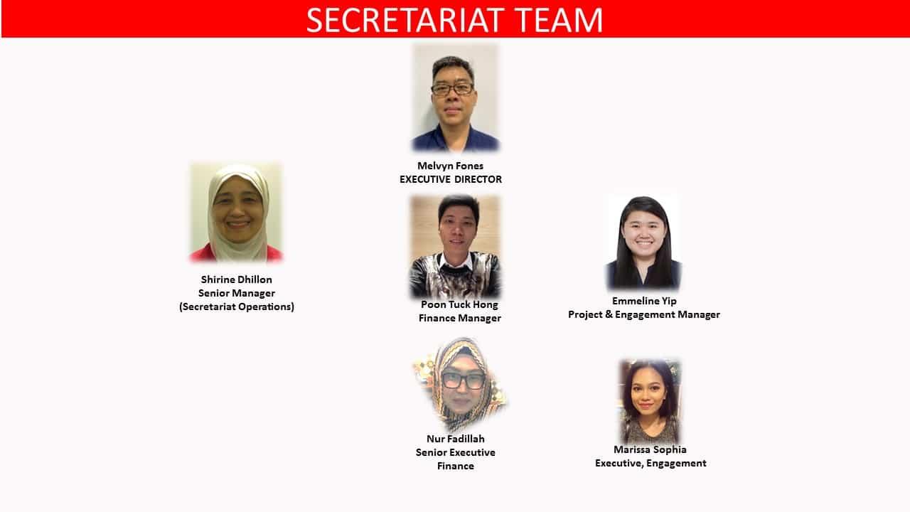 Secretariat Team